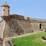Forte de Nosa Senhora das Neves em Leça da Palmeira - Matosinhos