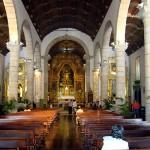 Interior da Igreja Matriz - Senhor de Matosinhos