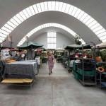 Interior do Mercado de Matosinhos